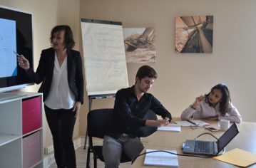 Paprika Marketing Création d'entreprise étude de marché