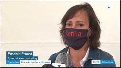 Pascale Proust Paprika Marketing forum formation continue CCI La Rochelle 24 septembre 2020